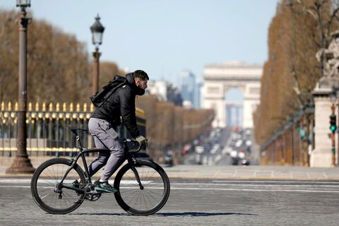 ابتکار فرانسه برای پساقرنطینه و ترویج دوچرخهسواری؛هر نفر ۵۰ یورو