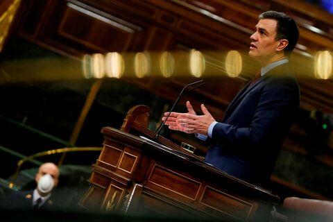 نخست وزیر اسپانیا از تصویب بودجه بازسازی ۱۶میلیارد یورویی خبر داد