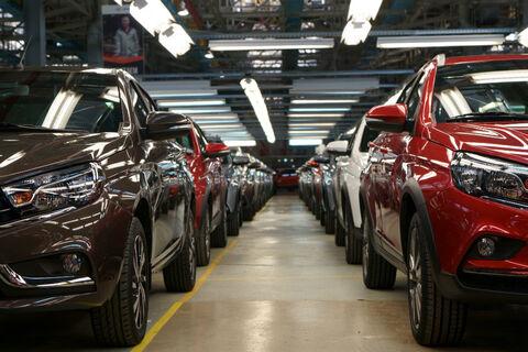 بازار خودرو مسکو با کاهش ۷۲.۴درصدی فروش در دام «آوریل سیاه»