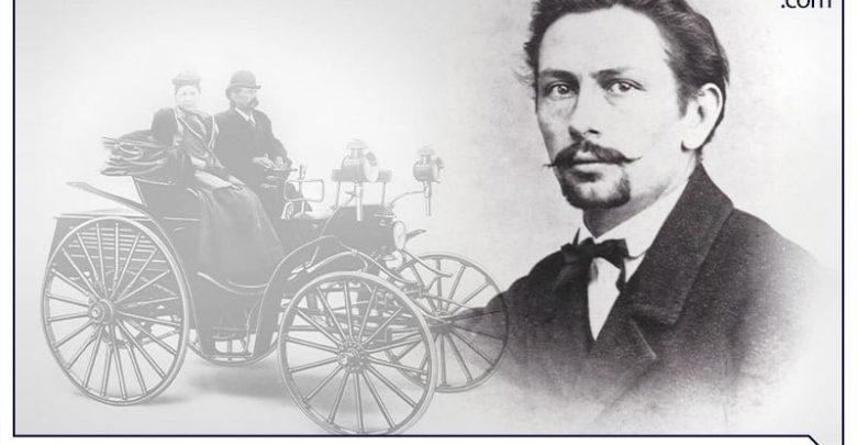 زندگی نامه کارل بنز پدر خودروسازی جهان