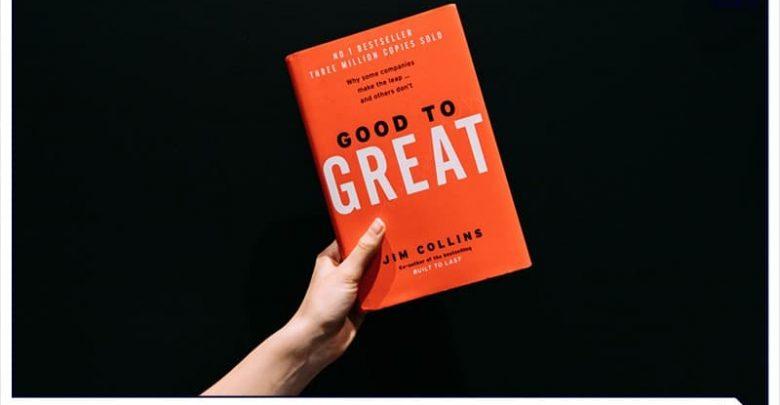 خلاصه کتاب از خوب به عالی اثر جیم کالینز