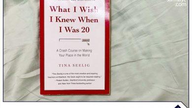 خلاصه کتاب کاش وقتی بیست ساله بودم می دانستم اثر تینا سیلیگ