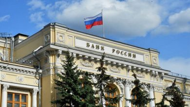 نرخ بهره بین بانکی روسیه به پایینترین سطح رسید