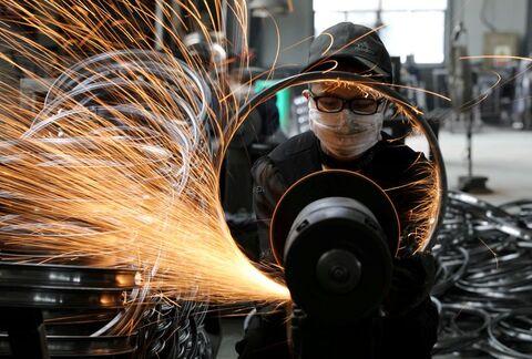 افزایش سوددهی شرکتهای صنعتی چین برای نخستین بار در ۶ ماه اخیر