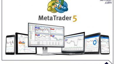 آموزش نحوه استفاده از پلتفرم معاملاتی متاتریدر ۵ و دانلود برنامه