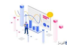 کاهش تقاضا و گیر افتادن قیمت بیت کوین در یک منطقه محدود