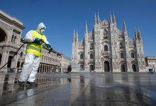 تولید ناخالص داخلی ایتالیا در سال جاری ۹.۵ درصد کاهش خواهد یافت