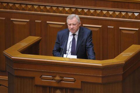 اظهارات جنجالی رییس بانک مرکزی اوکراین پس از استعفای غافلگیرکننده