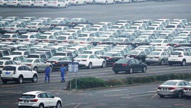 کاهش ۶.۵ درصدی فروش خودروی سواری در چین در ماه ژوئن