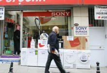 افزایش ۴درصدی فروش لوازم خانگی ترکیه در نیمه نخست سال