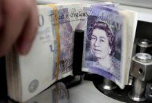 استقراض دولت انگلیس در سه ماهه نخست به رکورد ۱۲۸میلیارد پوند رسید
