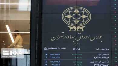 تغییر موقت زمانبندی جلسات معاملاتی بورس تهران