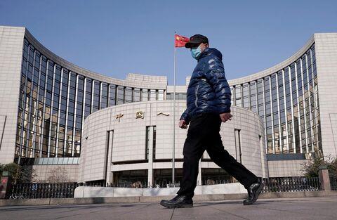 بانک مرکزی چین ۷۰۰ میلیارد یوآن به بازار تزریق کرد