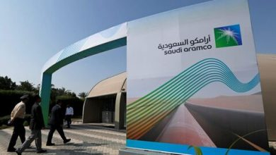 ریزش ۷۳.۴ درصدی سود خالص آرامکو در سه ماهه دوم سال