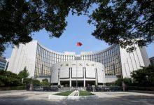 بانک مرکزی چین ۱۶۰ میلیارد یوآن به بازار ترزیق کرد