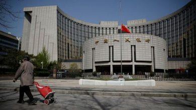 تزریق ۲۹میلیارد دلار نقدینگی به سیستم بانکی از سوی بانک مرکزی چین