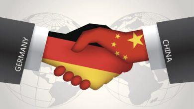 ثبت بالاترین رقم صادرات آلمان به چین در ۳۰ سال اخیر