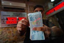 لیر به پایینترین نرخ خود برابر دلار رسید
