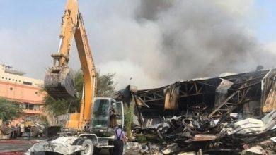 تعهد ۷۹میلیارد تومانی بیمه ایران معین در آتش سوزی بازار پردیس کیش