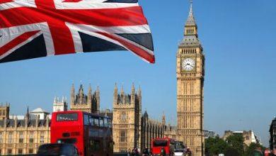 کاهش ۲۰.۴درصدی تولید ناخالص داخلی انگلیس در سه ماهه دوم سال