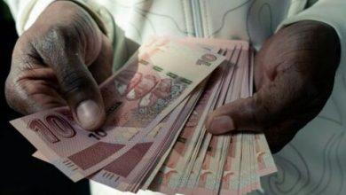 نرخ تورم سالانه زیمبابوه به حدود ۸۴۰ درصد رسید