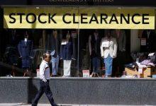 افزایش غافلگیرکننده نرخ تورم در بریتانیا