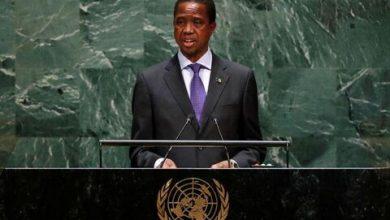 برکناری غیرمنتظره رییس بانک مرکزی زامبیا