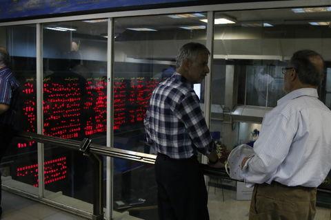 تداوم روزهای منفی سهامداران در بورس
