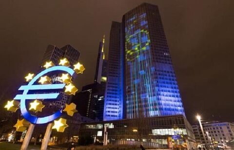 کمک ۷۳ میلیارد یورویی بانک مرکزی اروپا به بانکهای منطقه یورو