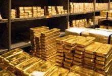 کاهش خریداری طلا توسط بانکهای مرکزی در ماه جولای