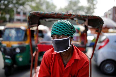 هند زیر تیغ کرونا؛ اقتصاد دهلی با ثبت رکورد ۲۴ درصد کوچک شد