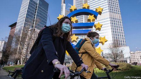 نرخ تورم منطقه یورو منفی شد