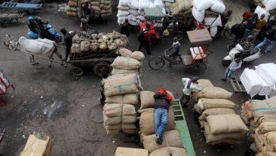 اقتصاد هندوستان در سال مالی جاری ۱۱.۸ درصد کوچک میشود