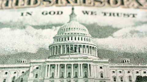 کسری بودجه آمریکا به رقم بیسابقه ۳ تریلیون دلار رسید