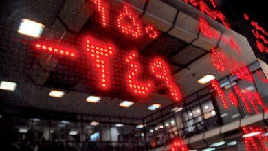 سقوط نماگر تالار شیشهای به محدوده ۱۴۰۰۰۰۰ واحدی