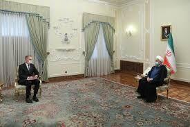 انتقاد روحانی از عدم واکنش E۳ در مورد پیشنهاد انسداد وام ایران