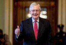 رایگیری لایحه ۳۰۰ میلیارد دلاری کرونایی در سنای آمریکا