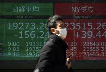 سکون در بازار سهام آسیا