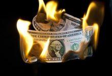 پایان عمر دلار