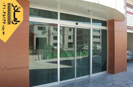 استفاده از شیشه سکوریت در نمای ساختمان